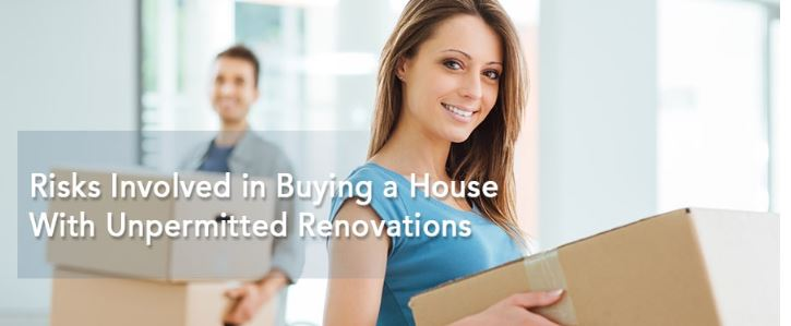 Risks Involved in Buying a House With Unpermitted Renovations