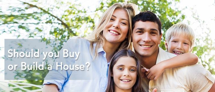Should you Buy or Build a House?