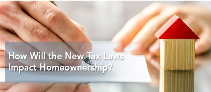 How Will the New Tax Laws Impact Homeownership?
