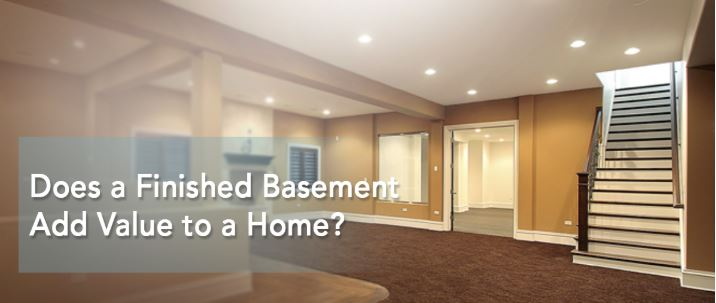 Does a Finished Basement Add Value to a Home?