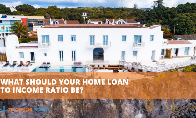 WHAT SHOULD YOUR HOME LOAN TO INCOME RATIO BE?