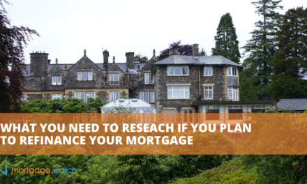 WHAT YOU NEED TO RESEACH IF YOU PLAN TO REFINANCE YOUR MORTGAGE