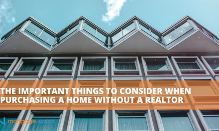THE IMPORTANT THINGS TO CONSIDER WHEN PURCHASING A HOME WITHOUT A REALTOR