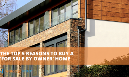 THE TOP 5 REASONS TO BUY A 'FOR SALE BY OWNER' HOME