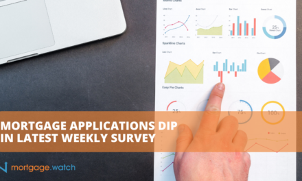 MORTGAGE APPLICATIONS DIP IN LATEST WEEKLY SURVEY