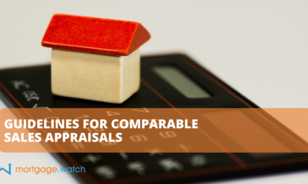 GUIDELINES FOR COMPARABLE SALES APPRAISALS