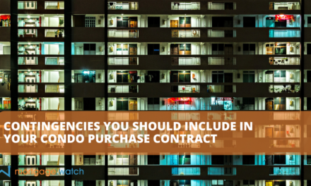CONTINGENCIES YOU SHOULD INCLUDE IN YOUR CONDO PURCHASE CONTRACT