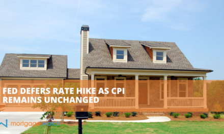 FED DEFERS RATE HIKE AS CPI REMAINS UNCHANGED