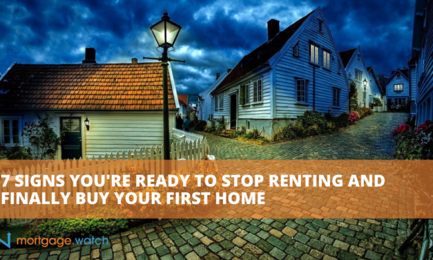 7 Signs You're Ready To Stop Renting and Finally Buy Your First Home