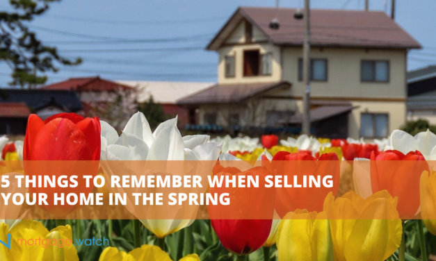 5 Things to Remember When Selling Your Home in the Spring