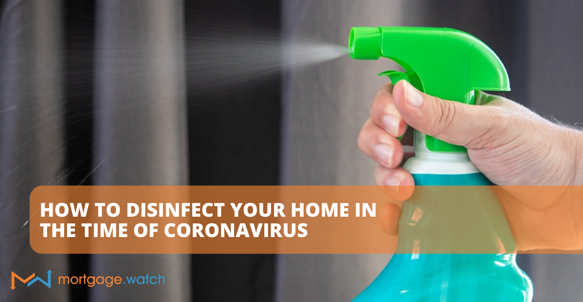 How to Disinfect Your Home in the Time of Coronavirus